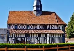 Eglise - Deutsch: Kirche der Kreuzeserhöhung, Bailly-le-France, Département Aube, Region Champagne-Ardenne (heute Großer Osten), Frankreich