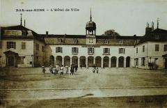 Couvent des Ursulines - Français:   Bar sur aube, la mairie