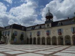 Couvent des Ursulines - Français:   Bar-sur-Aube, Aube, Champagne-Ardennes, FRANCE