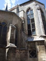 Eglise Saint-Maclou - Bar-sur-Aube, Aube, Champagne-Ardennes, FRANCE