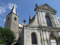 Eglise Saint-Maclou - Bar-sur-Aube, Aube, Champagne-Ardenne, FRANCE