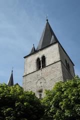 Eglise Saint-Maclou - Deutsch: Kirche Saint-Maclou in Bar-sur-Aube im Département Aube (Champagne-Ardenne/Frankreich), Turm