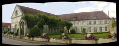 Ecole militaire - Nederlands: Brienne-le-château, militaire school, annex VVV-kantoor