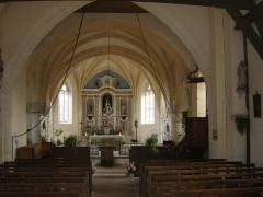 Eglise - Français:   église Notre Dame de l\'Assomption - Chauffour-lès-Bailly - Aube - France