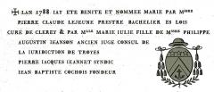 Eglise - Français:   par un dessin de Fichot.