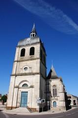 Eglise -  Church of Dienville at the Parc Naturel de la Foret D'Orient