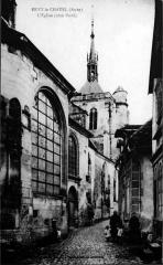 Eglise Saint-Pierre-ès-Liens - exposé à la
