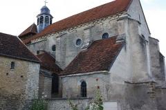 Eglise - Français:   Fouchères église Vue générale au Sud-Est