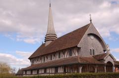 Eglise - Deutsch: Kirche von Lentilles