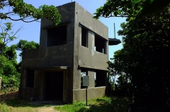 Eglise - 日本語: 2016-08-05 Kami-shima Island, Kanteki-shô Ruins 神島監的哨跡