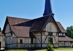 Eglise - Deutsch: Kirche St. Julien l'Hospitalier & St. Blaise, Longsols, Département Aube, Region Champagne-Ardenne (heute Großer Osten), Frankreich