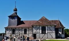Eglise - Deutsch: Kirche St. Quentin, Mathaux, Département Aube, Region Champagne-Ardenne (heute Großer Osten), Frankreich