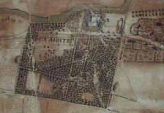 Château de la Motte-Tilly -  Domaine de Château de La Motte-Tilly — La Motte-Tilly.  Champagne-Ardenne, FR.</dd>