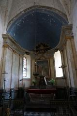 Eglise - Français:   Église Saint-Martin de Moussey (Aube).