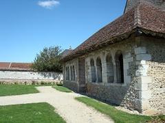Eglise - Français:   Eglise romane de Moussey (Aube)
