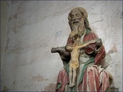 Eglise Saint-Pierre -  St. Pierre es Liens, Mussy-sur-Seine, France - Holy Trinity