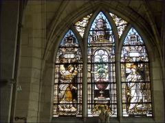 Eglise Saint-Pierre - English: St. Pierre es Liens, Mussy-sur-Seine, France.
