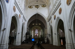 Eglise Saint-Pierre-ès-Liens de Riceys-Bas - L'église Saint-Pierre-ès-Liens de Riceys-Bas aux Riceys (Aube, Champagne-Ardenne, France).