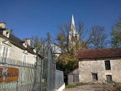 Eglise Saint-Vincent de Ricey-Haut -  Aube Les Riceys Haut Eglise Saint-Vincent