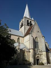 Eglise Saint-Vincent de Ricey-Haut -  Aube Les Riceys Haut Eglise Saint-Vincent Portail