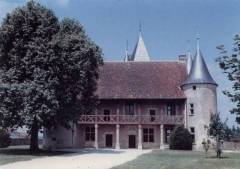 Manoir des Tourelles -  manoir de Rumilly