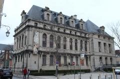 Abbaye Saint-Loup - Français:   Abbaye Saint-Loup, Troyes.