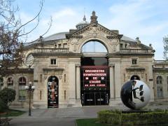 Ancien cirque municipal, puis Palais des congrès -  concert hall