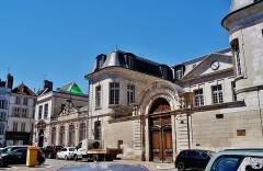Chambre de commerce, ancien hôtel Camusat - Deutsch: Audiffred-Platz, Troyes, Département Aube, Region Champagne-Ardenne (heute Großer Osten), Frankreich