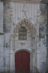 Eglise Saint-Nicolas - élément de l'Église Saint-Nicolas de Troyes.