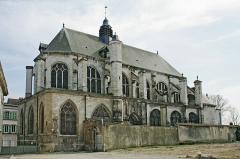 Eglise Saint-Nicolas - côté nord