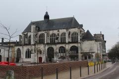 Eglise Saint-Nicolas - Église Saint-Nicolas de Troyes.