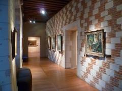 Ancien Evêché - Français:   Troyes (Aube, France): Musée d\'art moderne.