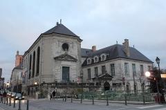 Hôtel-Dieu - Hôtel-Dieu de Troyes.