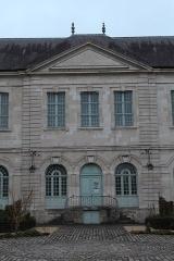 Hôtel-Dieu - Français:   Hôtel-Dieu de Troyes.