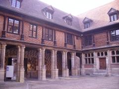 Hôtel de Mauroy - Hôtel de Mauroy Troyes