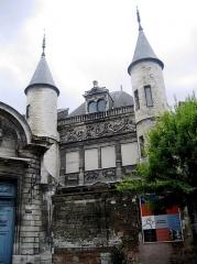 Hôtel de Vauluisant -  Aube Troyes Hotel Vauluisant 07072008