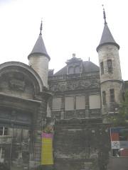 Hôtel de Vauluisant -  Troyes