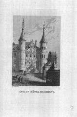 Hôtel de Vauluisant - This picture as been uploaded as part of L'Été des régions Wikipédia.