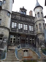 Hôtel de Vauluisant -  Ancien Hôtel du Vauluisant à troyes.Actuel musée historique de Troyes et de la Champagne.