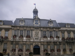 Hôtel de ville - English: Troyes - Town hall