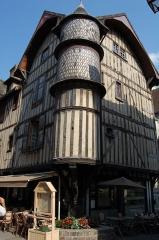 Maison de l'Orfèvre - Català: Casa del centre històric de Troyes