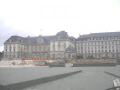 Préfecture de l'Aube (Hôtel de Département) -  Troyes - Prefecture of Aube department