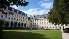Préfecture de l'Aube (Hôtel de Département) - Français:   L\'hôtel de préfecture de l\'Aube, à Troyes.