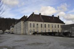 Ancienne abbaye de Clairvaux -  Hostellerie.