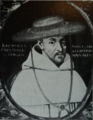 Ancienne abbaye de Clairvaux - Français:   parmi la collection de portrait issu de l\'abbaye.