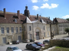 Ancienne abbaye de Clairvaux - English:   Clairvaux Prison