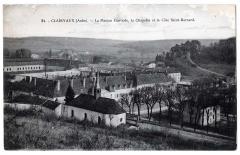 Ancienne abbaye de Clairvaux - Français:   vue de cf. titre.