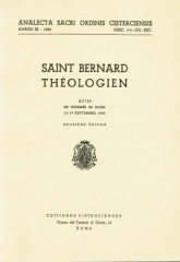 Ancienne abbaye de Clairvaux - English:   See Analecta Cisterciensia article in the German Wiki. This is an issue from 1953, the commemorative year of St. Bernard\'s death.