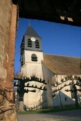 Eglise Saint-Martin - Français:   église de Chennegy