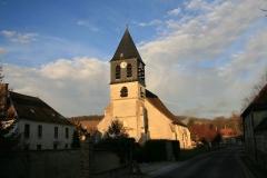 Eglise Saint-Martin - Français:   église de Chennegy (Aube, Champagne-Ardenne, France).